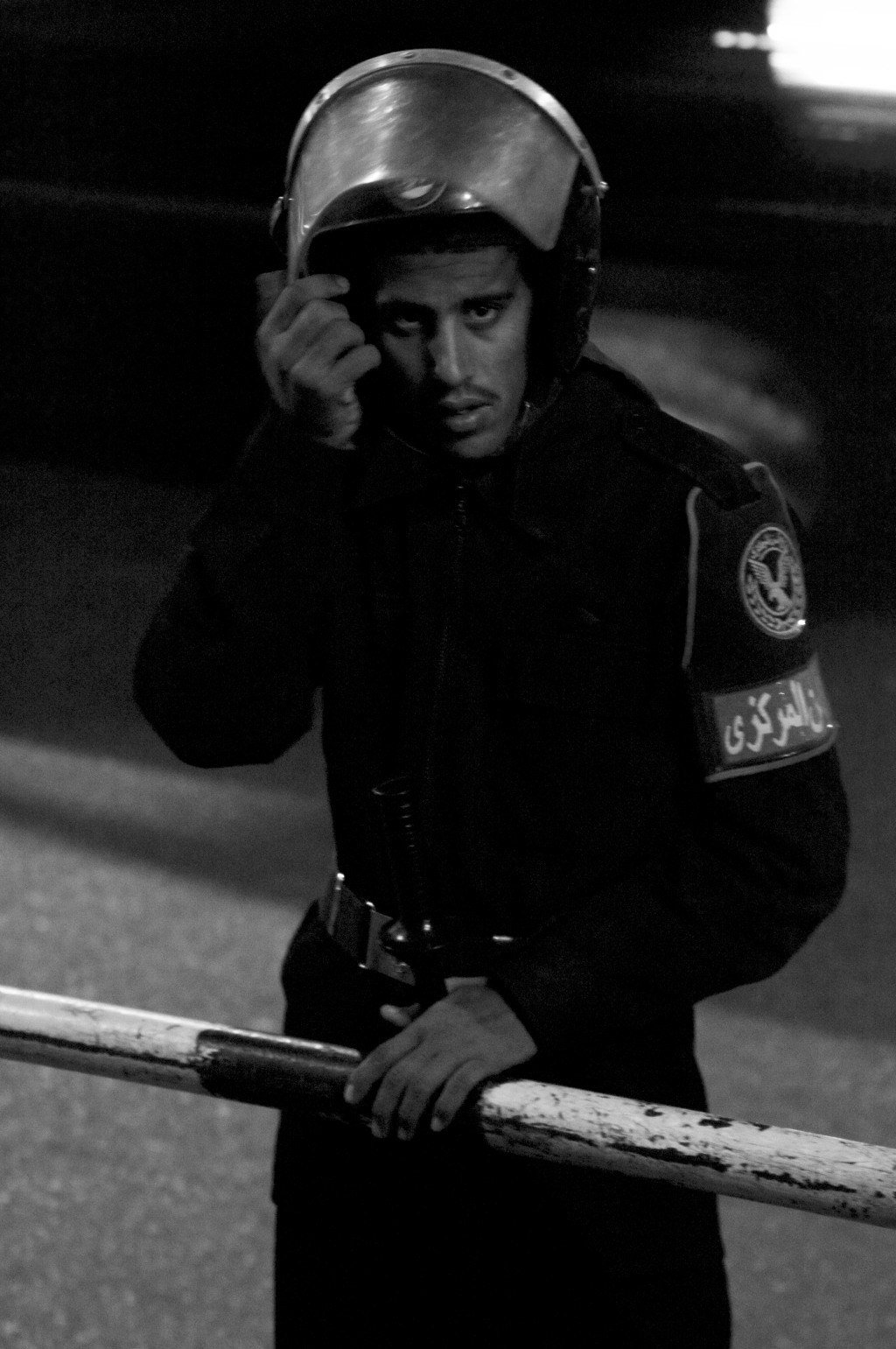 police, cairo, protest