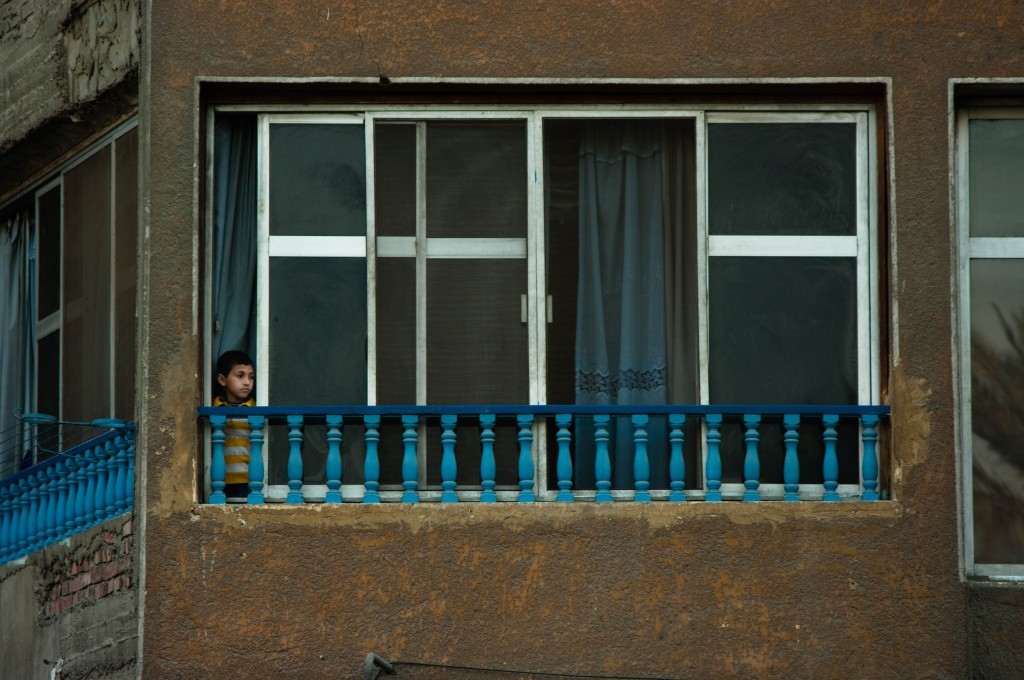 Cairo,Apartment,Boy,Window,Photography