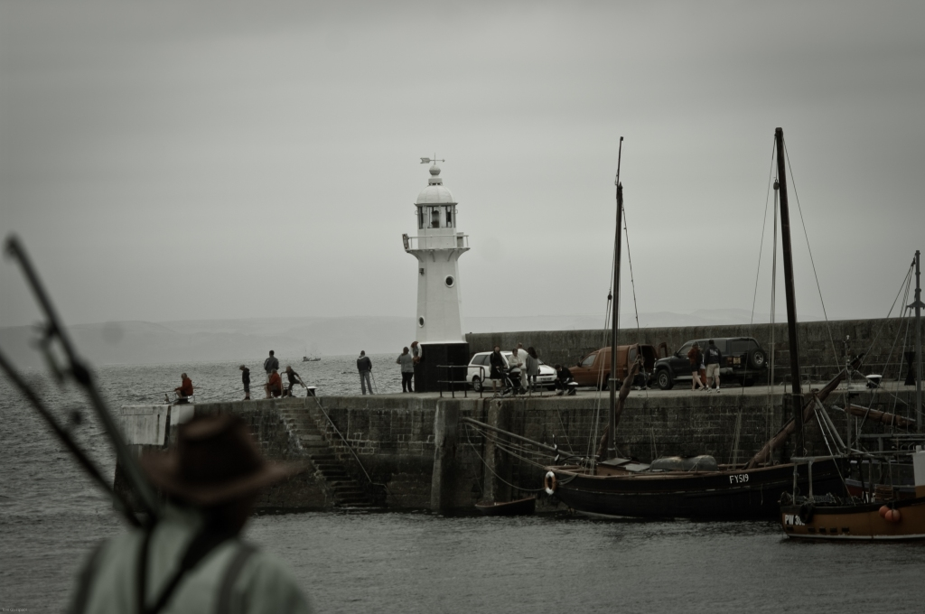 fisherman, devon, england, port, photography