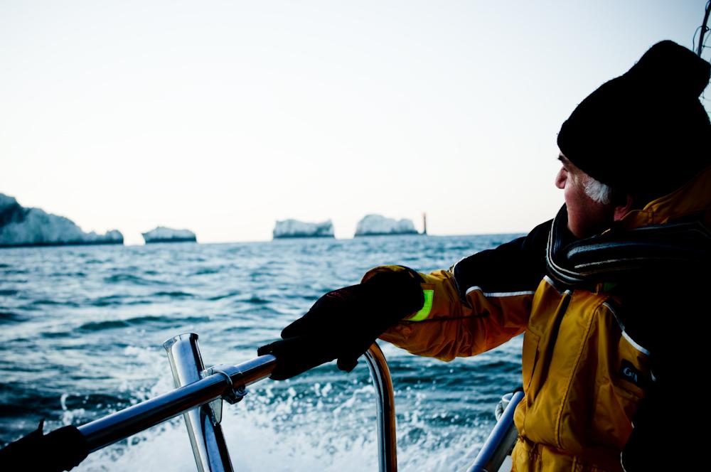 fishing, needles, Isle of Wight, sea, photography