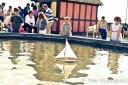 Boat, Aldeburgh, Suffolk, Boat Pond, Toy, Children, Photos, Photography, Street Photography, Tom Glasspool